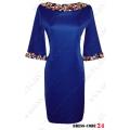Турецкие синие платья