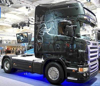 Scania построит сборочный завод в России