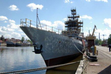 Николаевские корабелы построили 4-e судно