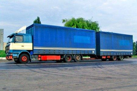 В Литве все больше грузовиков