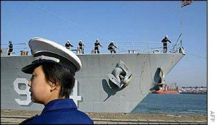 Китай увеличил пропускную способность портов