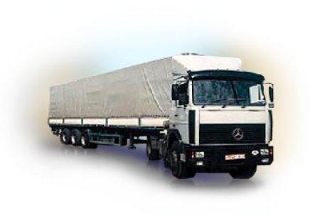 Грузооборот транспортных предприятий Украины увеличился на 3,7%