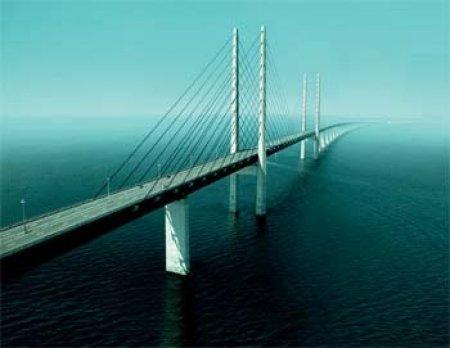 Открыт самый длинный мост в мире через море