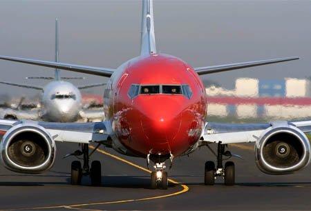 Билеты на Norwegian air можно купить в Москве
