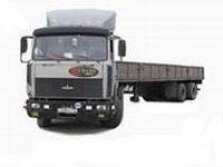 Современный грузовой автомобиль