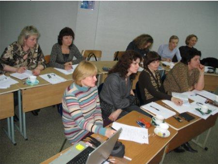 Первая в России 'Школа диспетчера автопарка'
