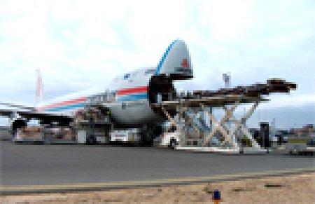 Бакинский грузовой терминал входит в десятку лучших в Европе