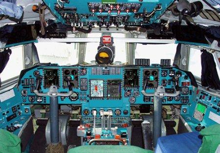 Пилоты заснули за штурвалом