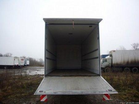 Доплата за аренду грузового автомобиля