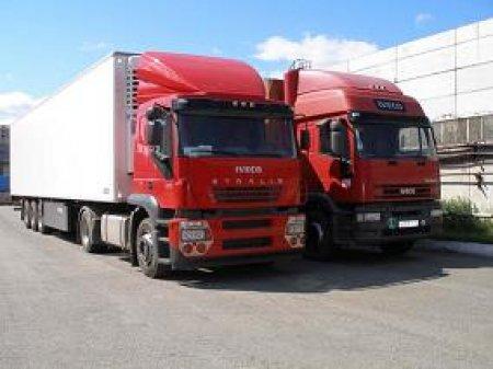 Украинские транспортники наращивают объемы грузоперевозок