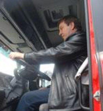 Водители грузовиков переходят на восьмичасовой график работы