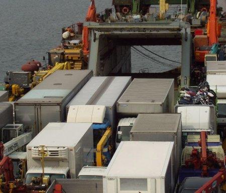 Fesco открывает новую регулярную морскую линию Хамада-Владивосток
