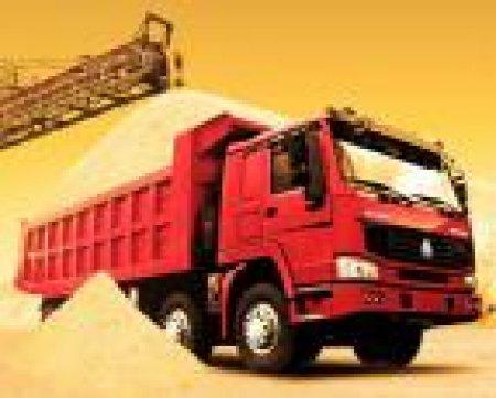Начались продажи грузовиков HOWO