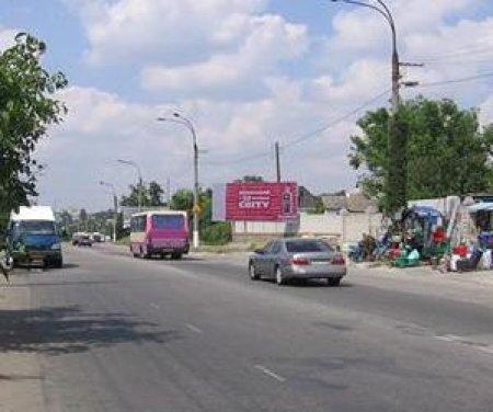Ограничение движения тяжеловесных грузовиков в Херсонской области