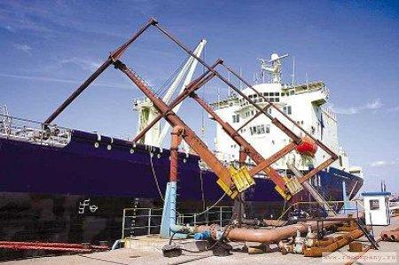 Начались отгрузки судового топлива
