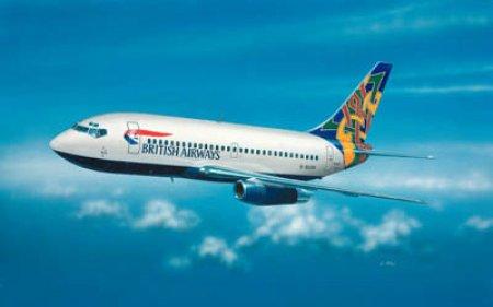 Захваченный террористом пассажирский Boeing приземлился в Сахаре