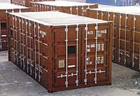Перевозка груза в грузовых контейнерах