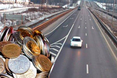 Москву окружат платными дорогами