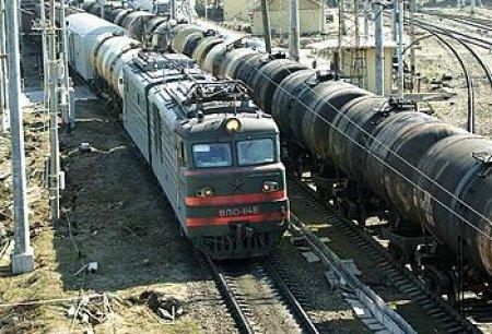Железнодорожный грузовой транспорт