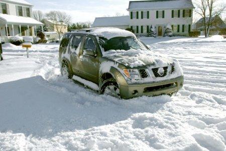 Эксплуатация автомобилей зимой: подготовка