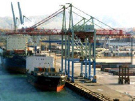 Портовые механизмы перегрузки навалочных грузов