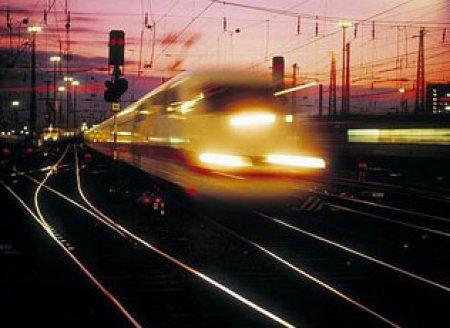 Китай развивает железные дороги
