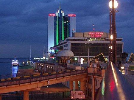 Транзитные контейнера оформляются в Одесском порту без задержек и в прежних объемах