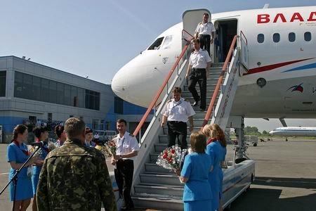 'Владивосток Авиа' снизила стоимость билетов