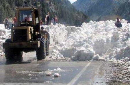 Дижение по Транскавказской автомагистрали закрыто