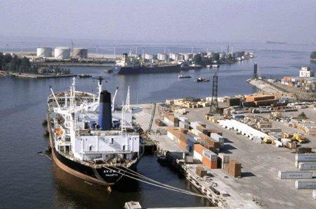 Морские порты не снижают показателей