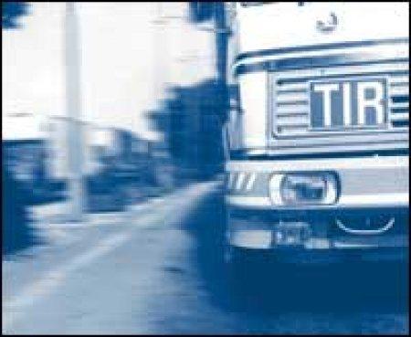 Литве не хватает разрешений на автоперевозки