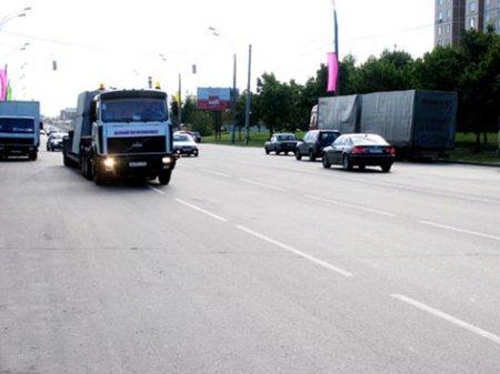 В условиях кризиса обостряется проблема разрешений на автоперевозки