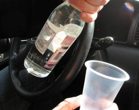 Пьяных за рулем станут наказывать строже