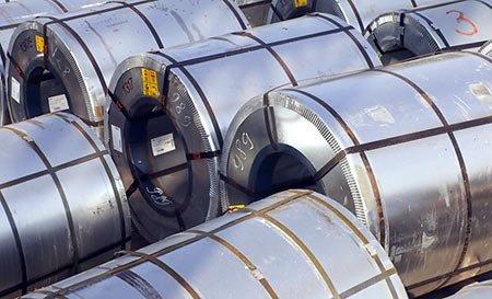 Металлурги просят увеличить пошлины на импорт проката