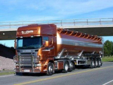 Совет Федерации одобрил закон о перевозке опасных грузов