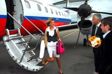 Авиакомпания 'Атлант-Союз' начинает выполнение регулярных полетов в Бухару