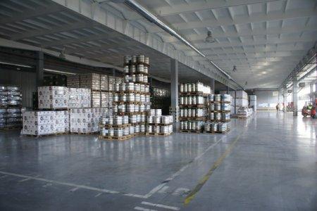 Санкт-Петербург. Уровень вакантности складских площадей достиг 27%