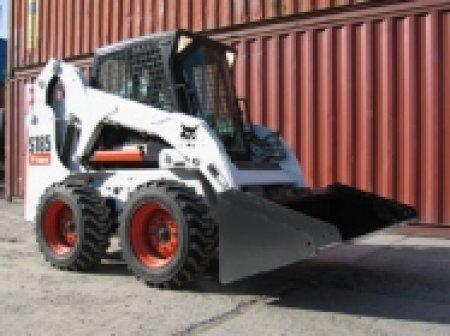 Погрузчики Bobcat смогут перемещаться по автотрассам