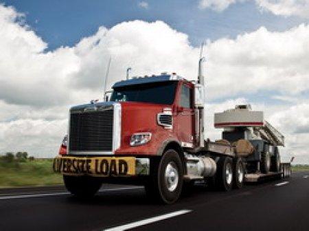 Новый большегрузный автомобиль Freightliner Coronado SD