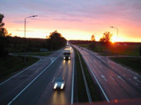 Открыт новый объезд на федеральной трассе М-20