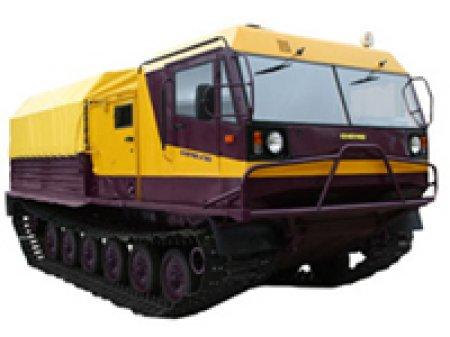 Выпущенна новая модификация гусеничной транспортной машины ТМ140