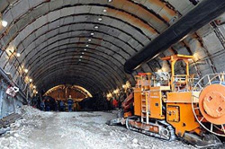 В Сочи началось строительство тоннеля