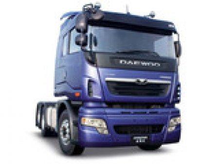 На российском рынке появятся грузовики Daewoo Prima