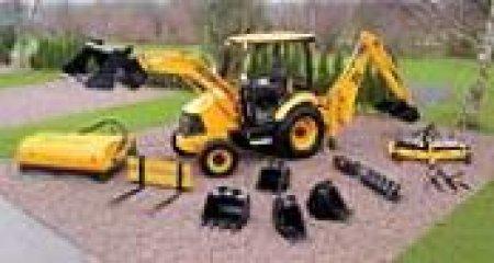 Caterpillar модернизировал экскаваторы-погрузчики серии E