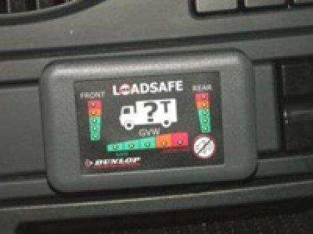 Новая бортовая система взвешивания нагрузки Loadsafe для грузовиков