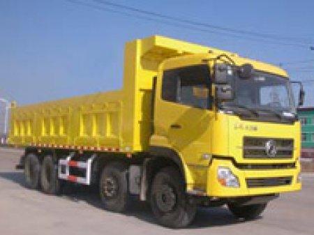Dongfeng начала строительство завода по производству грузовиков