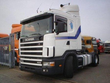Scania V8: Евро 6 скоро.