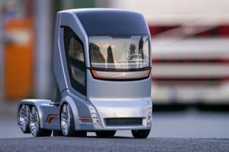 Volvo представил концепт тягача 2020 года